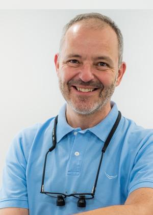 Dr. med. dent. Peter A. Huber